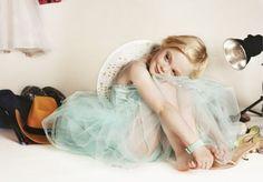 Pretty little dress-up beauty!