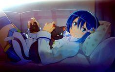Anime 1920x1200 Madobe Nanami Windows 7