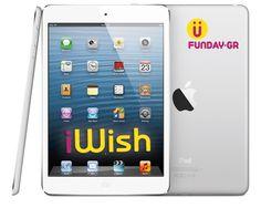 Διαγωνισμός iWish 2 με δώρο ένα iPad mini