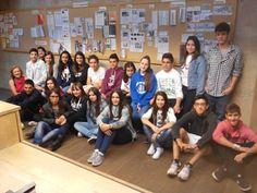 Colegio Jesuitinas, 4º de la ESO. 2014
