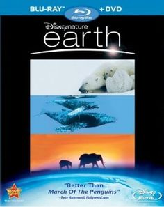 Disneynature's Earth was a joint BBC, Greenwich and Discovery Channel nature documentary film that was released on Earth Day, April 22, 2009.