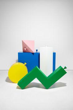 balloon sculptures by Gemma Tickle