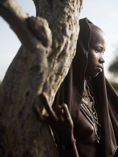 Africa | Arbore girl, Ethiopia | by Joey L.