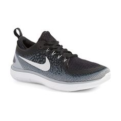 free rn distance 2 running shoe by Nike. Built for long-distance comfort without sacrificing support and flexibility, this high-performance running shoe provi...
