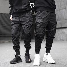 Gender:Men  Item Type:Full Length  Pant Style:Pencil Pants  Style:Hip Hop  Length:Full Length  Thickness:Midweight  Fashion:streetwear Joggers Pants