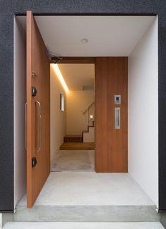 My House, Entrance, Sweet Home, New Homes, House Design, Doors, Interior Design, Home Decor, Ideas