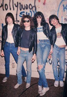 Ramones R.I.P. Joey Johnny & Dee Dee