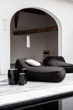 Paola Lenti the best relaxing bed in and outdoor