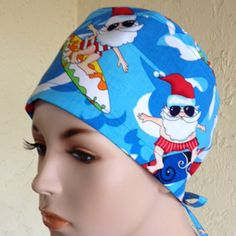 OR Surgical Scrub Hat
