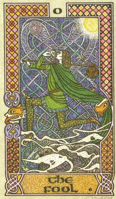 Celtic Tarot The Fool