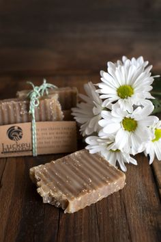 Luckey Bee Goats Milk Soap