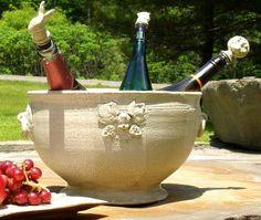 Garden Champagne Bowl