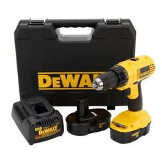 18-volt Ni-cad 1/2 In. Compact Drill/driver Kit
