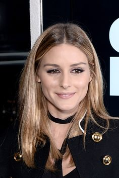 Olivia Palermo attends 'Letters to Andy Warhol' exhibition opening at Cadillac House on November 14 2016 in New York City