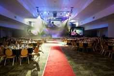 We rent Red Carpet Runners!  http://broadwaypartyrental.com/shop/carpet-runner-red-3-x-50/