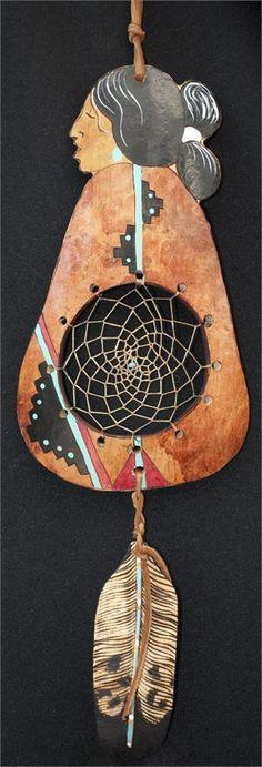 Class - Grandmother's Dreamcatcher by Pamala Redhawk, Saturday September 22nd, 12:00-3:30pm