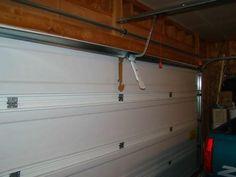 Installing Garage Door Opens
