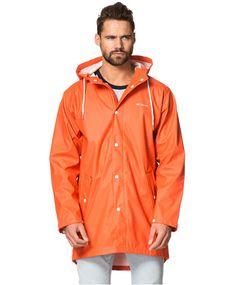 Tretorn - Wings Rain Jacket 57 Orange Rain Jacket 0f18786f4a