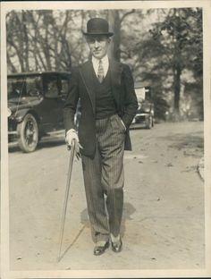 Couturier Jean Patou, 1924