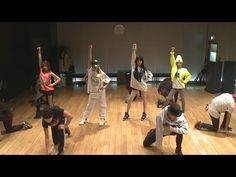 2NE1 - 'COME BACK HOME' Dance Practice - YouTube