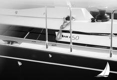 Amel 50 shot by sailing photographer Sébastien Rohner