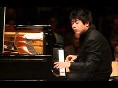 Lang Lang Plays Chopin Etudes Op. 25 (he also plays three others works, including Liszt's Campanelle)