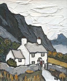 David BARNES - Cottage near Siabod