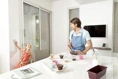 Si stanno diffondendo sempre più nelle case di oggi. Chi di voi è a favore delle tapparelle elettriche? http://www.arredamento.it/tapparelle-elettriche-prezzi.asp  #tapparelle #finestre #casa Somfy