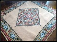 Cross Stitch Patterns, Bohemian Rug, Rugs, Blog, Table Clothes, Home Decor, Runners, Farmhouse Rugs, Hallways
