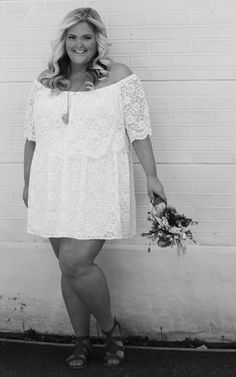 ASOS CURVE Cold Shoulder Dress In Gypsy Lace