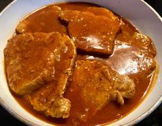 Cooking Time, Cooking Recipes, Polish Recipes, Pork Dishes, Finger Foods, Curry, Food And Drink, Dinner Recipes, Lunch