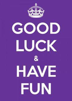 Good Luck Team Quotes. QuotesGram