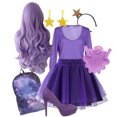 Lumpy Space Princess outfit