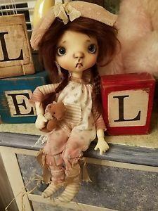 "Connie Lowe Glum....Marbled Halls Sprocket Doll 10 ""...now with extra wig  | eBay"