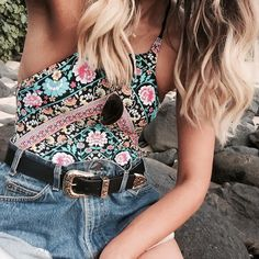 My new fav by elle_ferguson Style Outfits, Summer Outfits, Cute Outfits, Fashion Outfits, Festival Looks, Look Fashion, Fashion Beauty, Elle Ferguson, Estilo Blogger