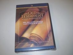 Old Testament Visual Resource DVDs by Church of Jesus Christ of Latter Day Saints. $1.88. Old Testament Visual Resource DVDs  This set of three DVDs contains over 300 visual resources to assist in the study of the doctrines and events found in the Old Testament.