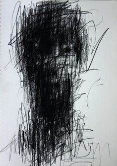 untitled | 2013 | conte on paper | 35.5 x 26 cm