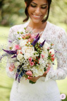 Editorial casamento elegante no campo - Berries and Love