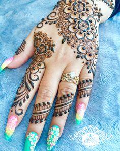 Mehendi, Henna Mehndi, Henna Art, Henna Tattoos, Latest Mehndi Designs, Bridal Mehndi Designs, Mendi Design, Heena Design, Traditional Indian Wedding