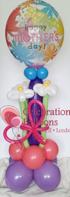 Mother's Day balloons from www.rothwellballoons.co.uk