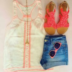 Aeropostale- summer outfits