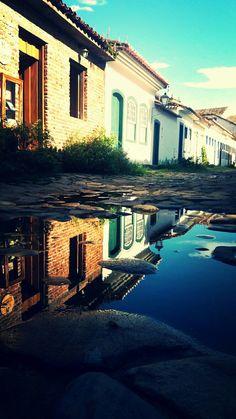 Centro histórico de Paraty-RJ