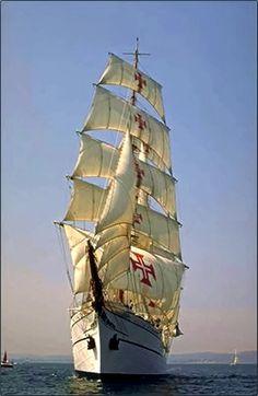 Portuguese Ship Sagres