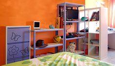 Nutzen Sie die Back-to-School-Zeit, um Ihr Kinderzimmer in den besten Platz zu drehen konzentrieren.
