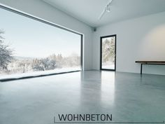 estrich der fu boden im industrial style in 2018 my dreamhouse pinterest flooring. Black Bedroom Furniture Sets. Home Design Ideas