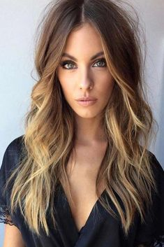 18 Best Winter Hair Colors ★ Trendy Ombre Hairstyles that Make Your Hair Shine Picture 1 ★ See more: http://glaminati.com/best-winter-hair-colors/ #winterhaircolors #haircolors