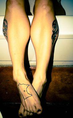 Minnesota Tattoo