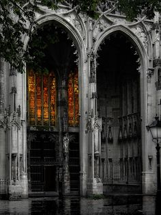 Cathedral by ~JacqChristiaan