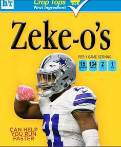 Zeke-O's ⭐⭐⭐                                                                                                                                                                                 More