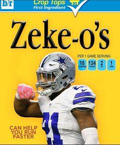 Zeke-O's ⭐⭐⭐